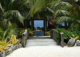 White Grass Ocean Resort Tanna, Vanuatu - Restaurant Exterior