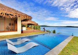 The Havannah, Vanuatu - Deluxe Waterfront Pool Villa