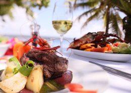 Aore Island Resort, Vanuatu - Dining