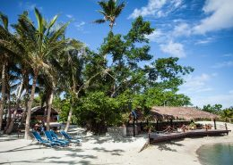 Aquana Beachfront Resort, Vanuatu - Beachfront