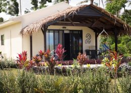 Aquana Beach Resort, Vanuatu - Bungalow Exterior