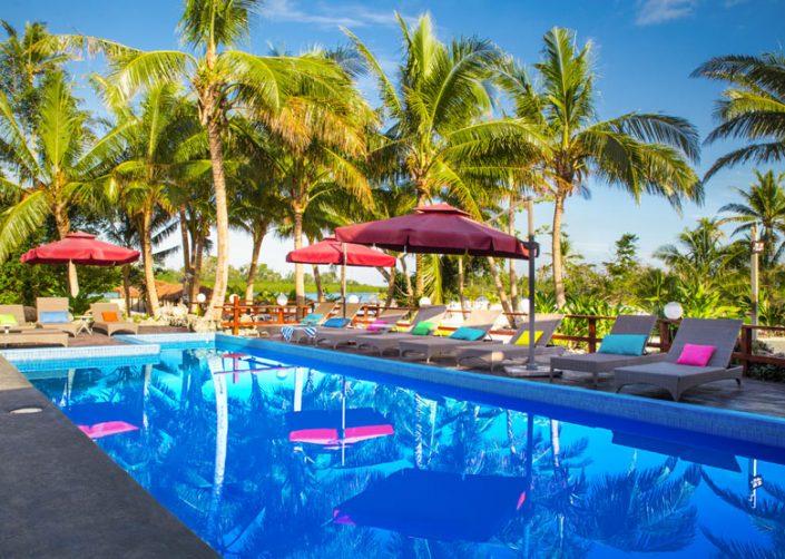Aquana Beach Resort, Vanuatu - Resort Pool