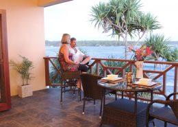 Nasama Resort, Vanuatu - Balcony