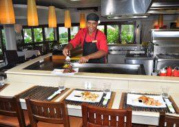 Warwick Le Lagon Resort & Spa, Vanuatu - Dining