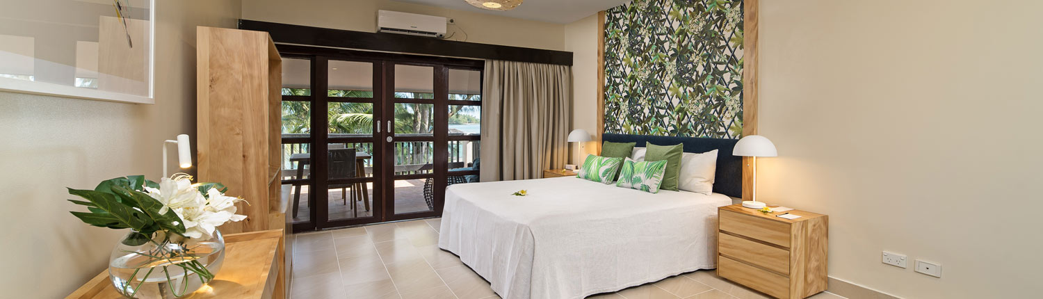 Warwick Le Lagon Resort & Spa Vanuatu - Lagoon Superior Room