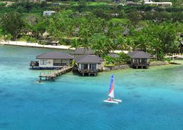 Warwick Le Lagon Resort & Spa Vanuatu - Overwater Suites