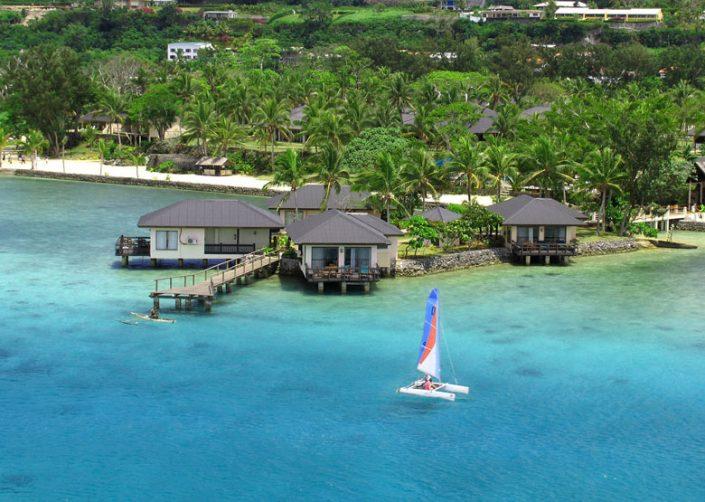 Warwick Le Lagon Resort & Spa Vanuatu - Overwater Suites