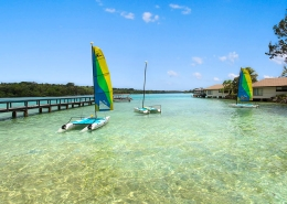 Warwick Le Lagon Resort & Spa Vanuatu - Watersports