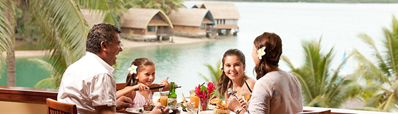 Holiday Inn, Vanuatu - Family