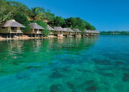 Iririki Island Resort, Vanuatu - Fares On Beach