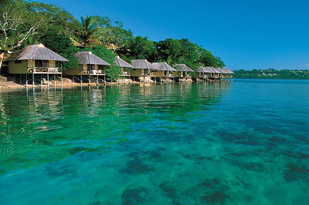 Iririki Island Resort Spa