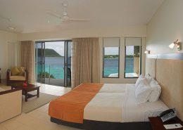 Iririki Island Resort, Vanuatu - Snorkellers Room Interior