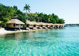 Iririki Island Resort, Vanuatu - Waterfront Fares