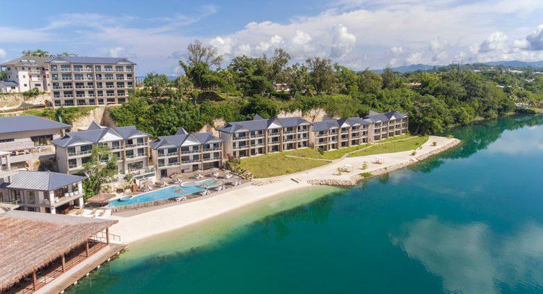 Ramada Resort Port Vila, Vanuatu - Aerial View