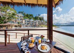 Ramada Resort, Vanuatu - Breakfast at Akiriki Restaurant