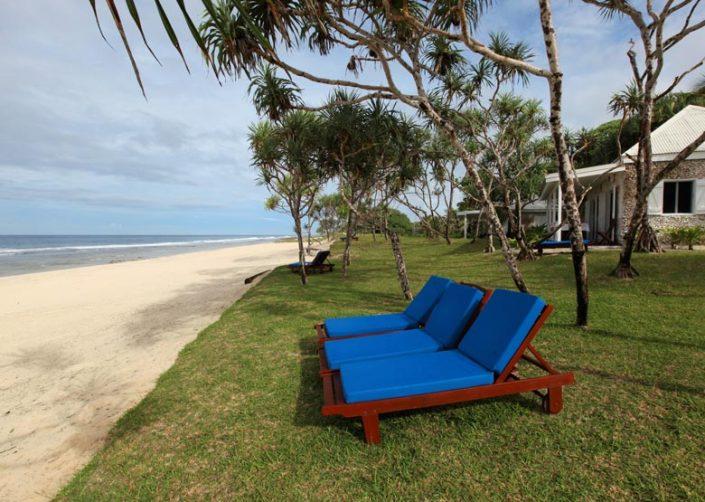 Tamanu on the Beach, Vanuatu - Beachfront