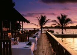 Erakor Island Resort, Vanuatu - Restaurant